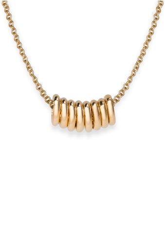ROSEFIELD Kette mit Anhänger »Iggy Multi hoop necklace goldfarben, JMHNG - J069« kaufen