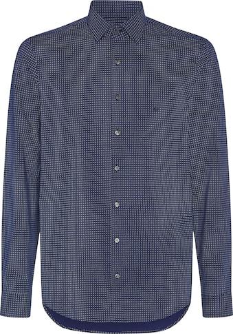 Calvin Klein Businesshemd »PRINT EASY CARE SLIM SHIRT« kaufen
