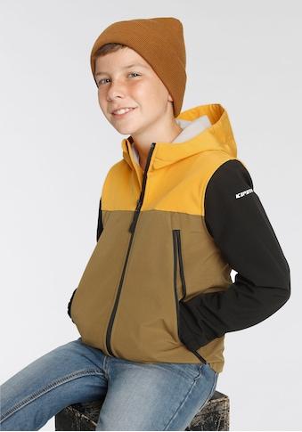 Icepeak Softshelljacke »KONAN« kaufen