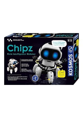 Experimentierkasten, Kosmos, »Chipz  -  Dein intelligenter Roboter« kaufen