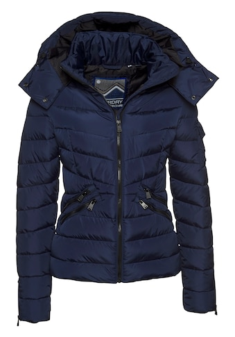 Superdry Steppjacke »LUXE QUILT PADDED JACKET« kaufen