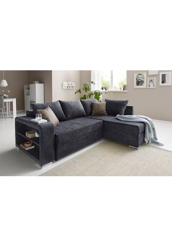 COLLECTION AB Ecksofa, inklusive Bettfunktion und Bettkasten kaufen