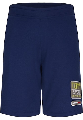 TOMMY SPORT Shorts »PRINTED FLEECE SHORT« kaufen