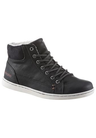 PETROLIO Sneaker, mit Warmfutter kaufen
