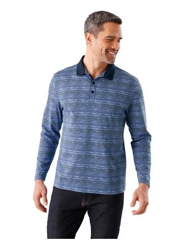 Poloshirt in hautsympathischer Single - Jersey - Qualität kaufen