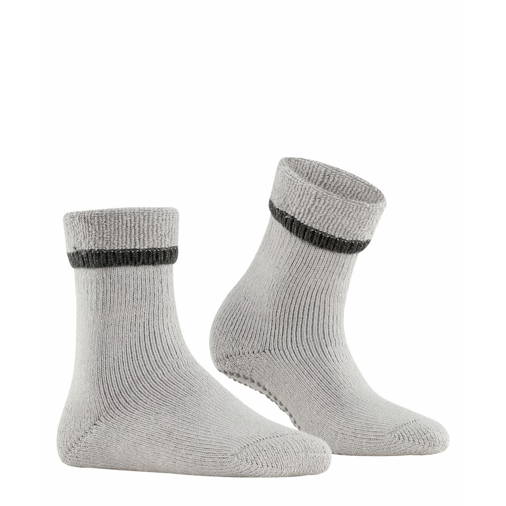 FALKE Socken »Cuddle Pads«, mit Merinowolle