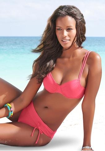 Buffalo Bikini-Hose »Happy«, mit Umschlagbund kaufen