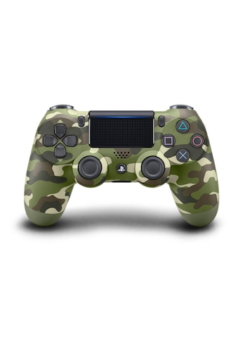PS4 Controller, Sony, »Dualshock 4 Green Camouflage« kaufen