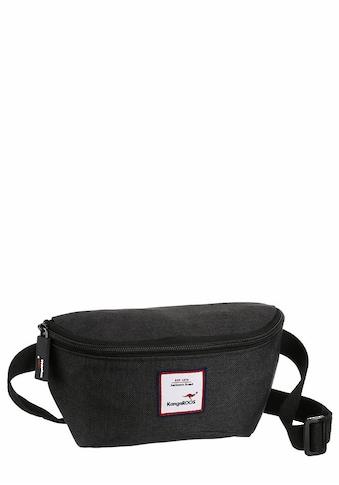 KangaROOS Gürteltasche, mit praktischem Reissverschluss-Rückfach kaufen