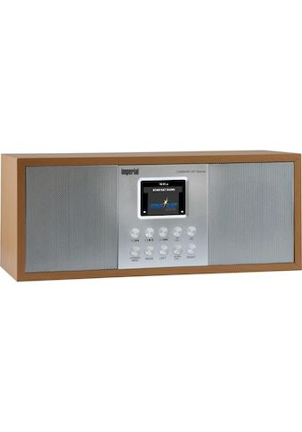 IMPERIAL Digitalradio (DAB+) »Dabman i30 Hellbraun«, (Bluetooth-WLAN Digitalradio... kaufen