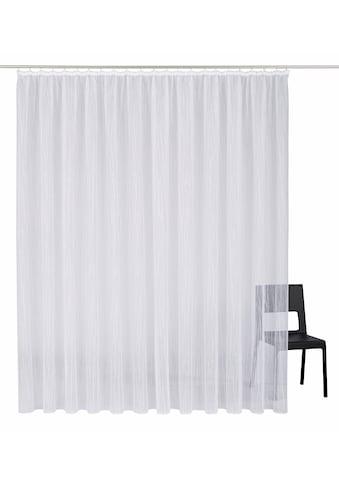 my home Gardine »Issy«, Vorhang, Fertiggardine, Store, transparent kaufen