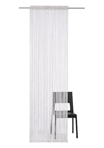 Fadenvorhang, »Fao - Uni«, my home, Stangendurchzug 1 Stück kaufen