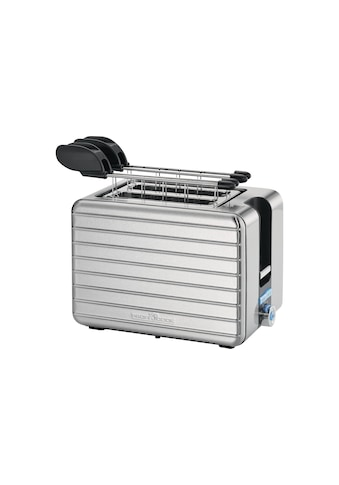 Toaster PCTAZ 1110  Silberfarben, Profi Cook kaufen