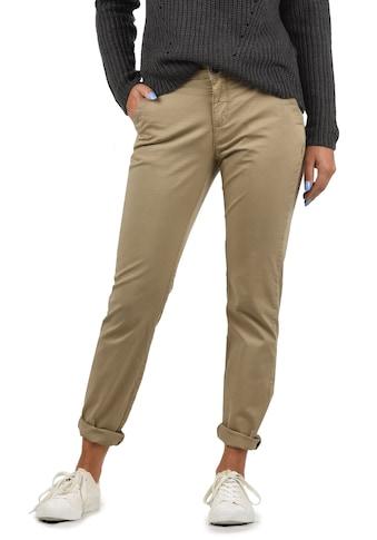 Blendshe Chinohose »Chilli«, lange Hose Regular Fit kaufen