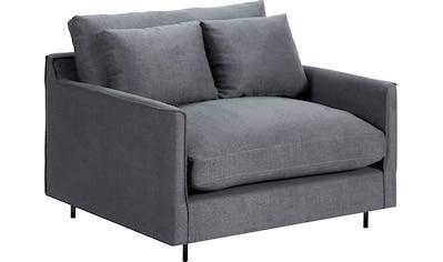 ATLANTIC home collection XXL-Sessel, Big Sessel, skandinavisch im Design, extra weich... kaufen
