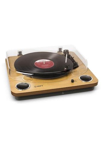ION AUDIO Plattenspieler »Max LP Braun« kaufen