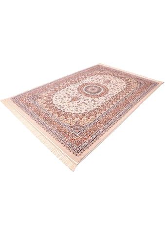 Böing Carpet Teppich »Classic 3216«, rechteckig, 10 mm Höhe, Orient-Optik, mit... kaufen