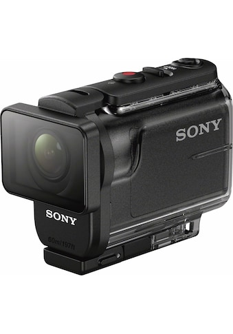Sony Action Cam »HDR-AS50 1080p (Full HD)«, Full HD, WLAN (Wi-Fi)-Bluetooth, 3x opt. Zoom kaufen