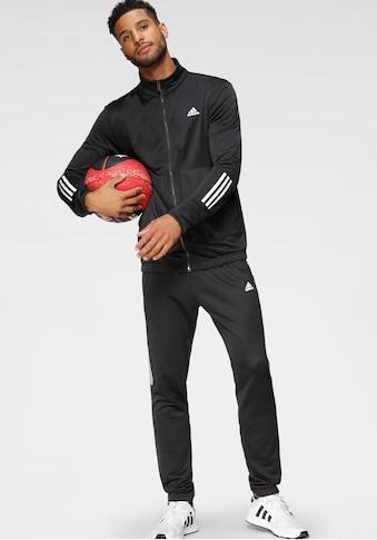 adidas Performance Trainingsanzug »FABRIC MIX« (Set, 2 tlg.) kaufen