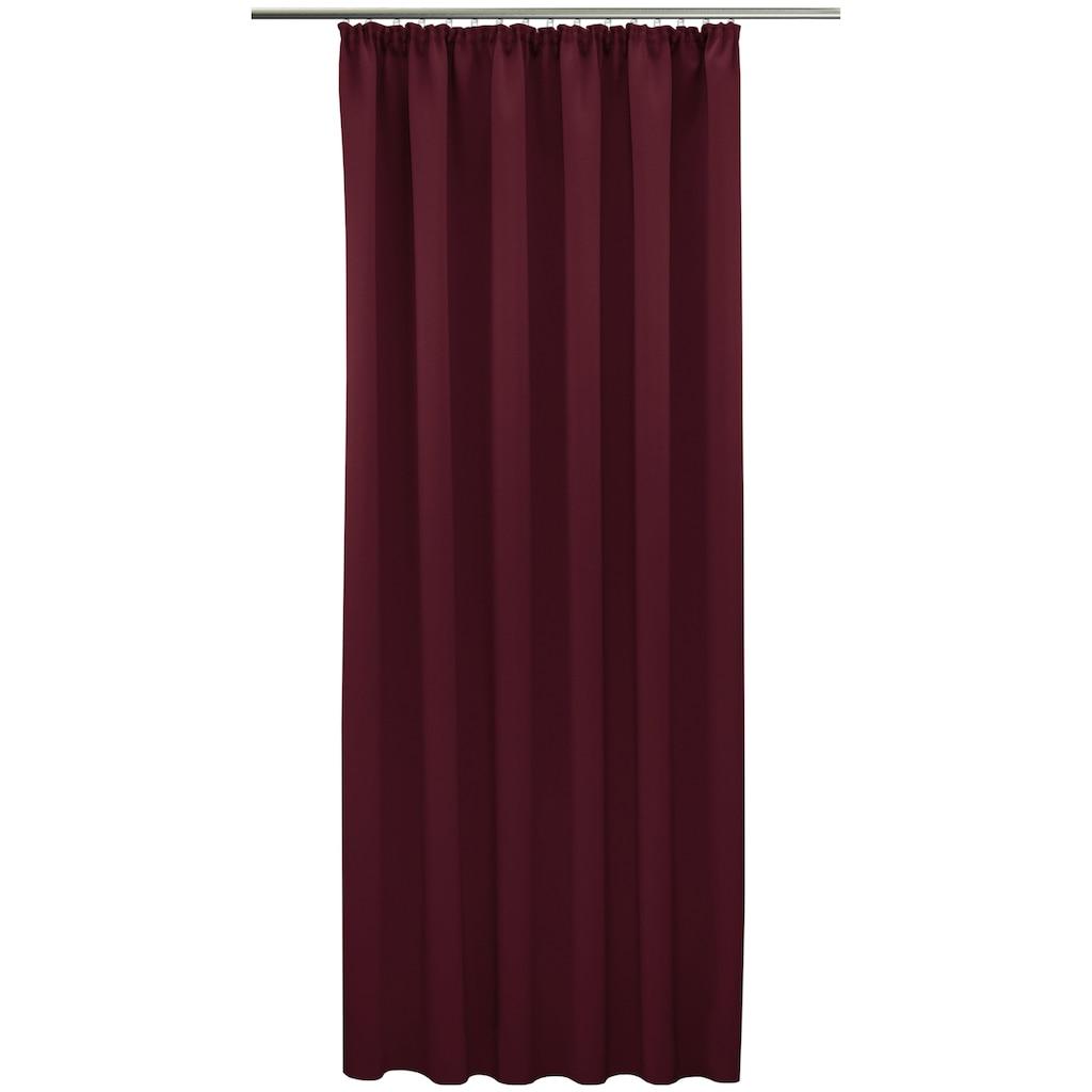 VHG Vorhang »Leon«, fertig konfektioniert
