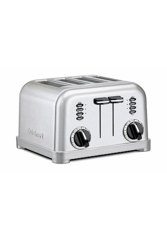 Toaster Silberfarben, Cuisinart, »CPT180E« kaufen