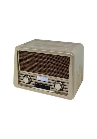 Soundmaster Digitalradio (DAB+) »NR920 Braun Beige Mehrfarbig«, (CD Digitalradio... kaufen