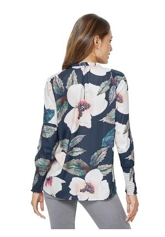 Creation L Bluse in opulentem Blütendruck kaufen
