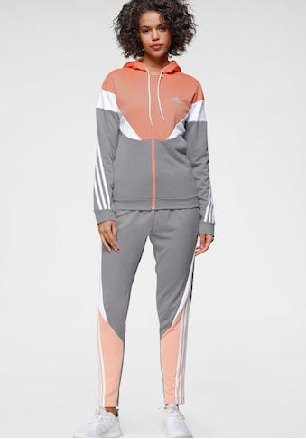 adidas Performance Trainingsanzug »WOMEN COLORBLOCK TRACKSUIT« kaufen