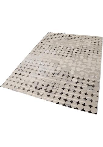 Esprit Teppich »Velvet spots«, rechteckig, 12 mm Höhe, Wohnzimmer kaufen