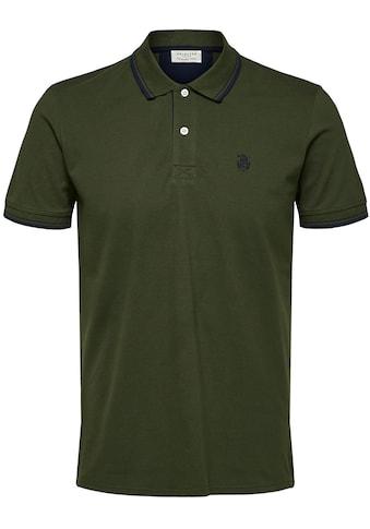 SELECTED HOMME Poloshirt »NEW SEASON POLO« kaufen