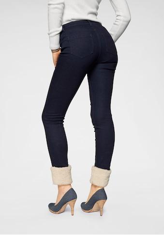 Arizona Slim - fit - Jeans »mit Teddyfell« kaufen