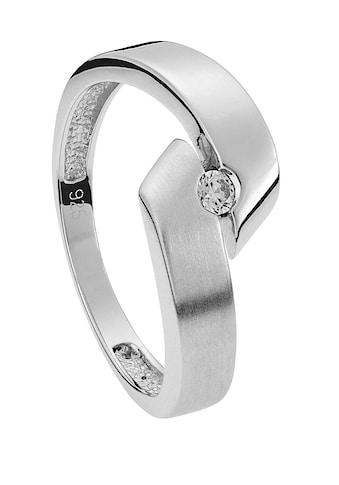Lady Ring mit Strass - Stein kaufen