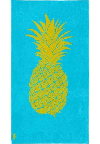 """Strandtuch """"Ananas"""", Seahorse kaufen"""