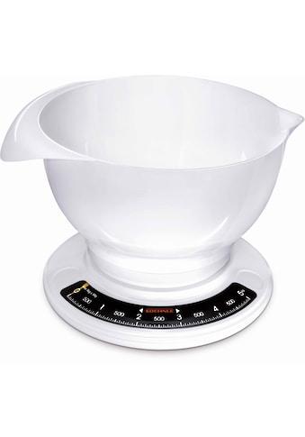 Soehnle Küchenwaage »Culina Pro«, mit grosser Rührschüssel kaufen