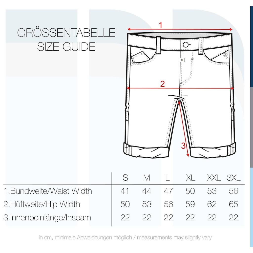 Blend Jeansshorts »Grilitsch«, kurze Hose mit leichten Destroyed-Effekten