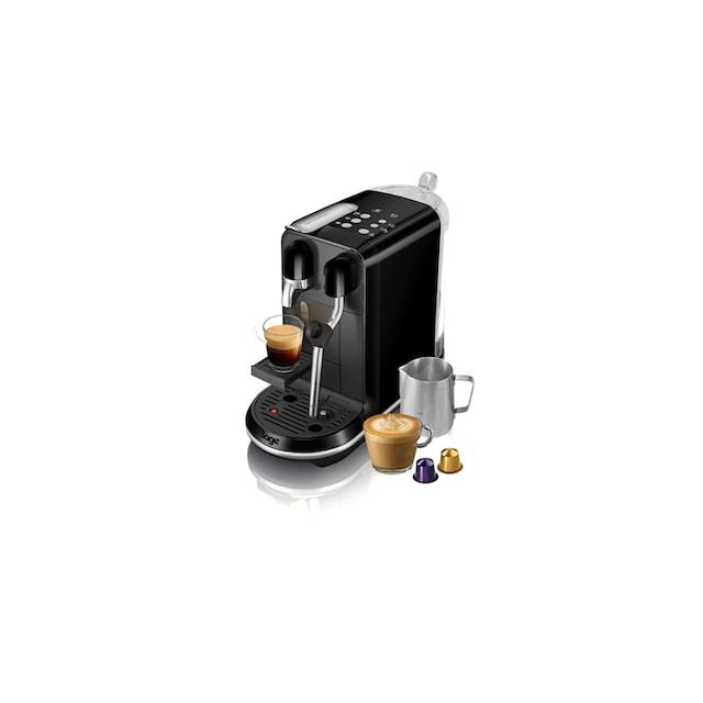 Nespressomaschine, Sage, »Creatista Uno Schwarz«