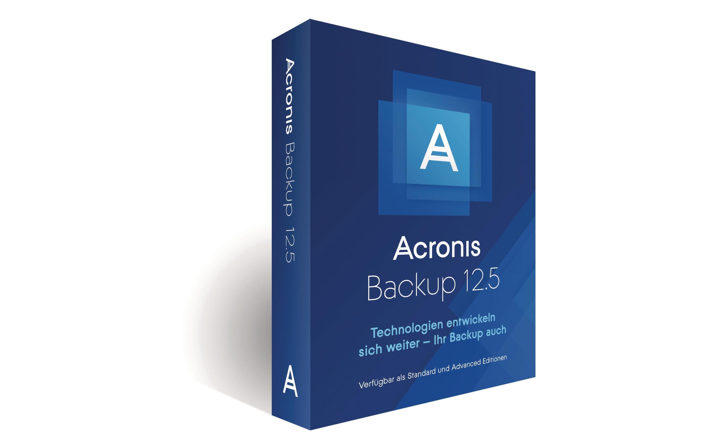 Image of Acronis Betriebssystem »Cyber Backup Standard Server Essentials Vollversion, EN«