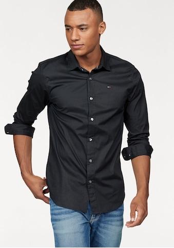 TOMMY JEANS Langarmhemd »Sabim Shirt« kaufen