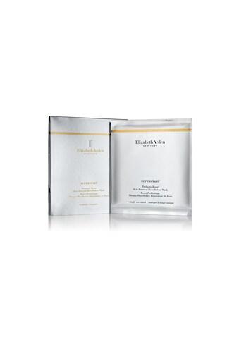 Elizabeth Arden Gesichtsmaske »Superstart Skin Renewal Mask 4 Stück«, Premium Kosmetik kaufen
