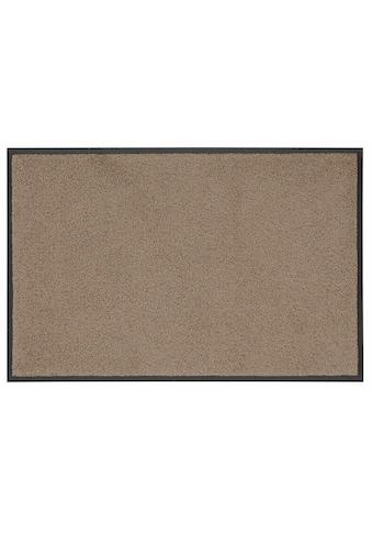 wash+dry by Kleen-Tex Fussmatte »Original Uni«, rechteckig, 7 mm Höhe,... kaufen