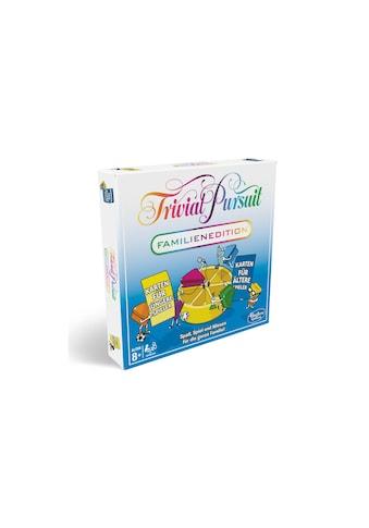 Hasbro Spiel »Trivial Pursuit Familienedition D« kaufen