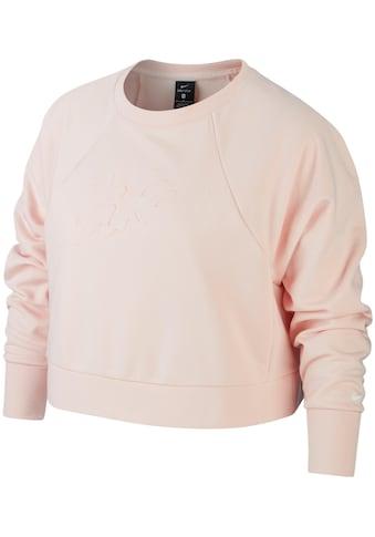 Nike Sweatshirt »WOMEN NIKE DRY LUX CREW PLUS SIZE« kaufen