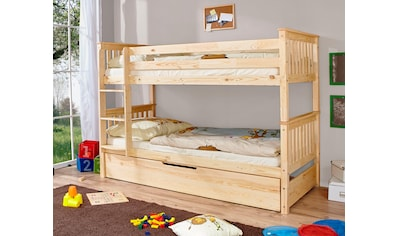 Ticaa Etagenbett »Sammy«, mit Bettschubkasten »Marianne« kaufen