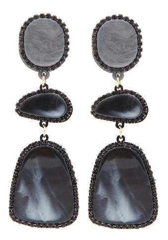 J.Jayz Paar Ohrstecker »zeitlos und elegant, einzigartig marmoriertes Acryl« kaufen