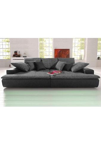 Nova Via Big-Sofa »Haiti«, wahlweise mit Kaltschaum (140kg Belastung/Sitz) und... kaufen