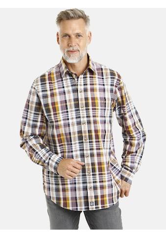 Jan Vanderstorm Karohemd »VERMUNDUR« kaufen