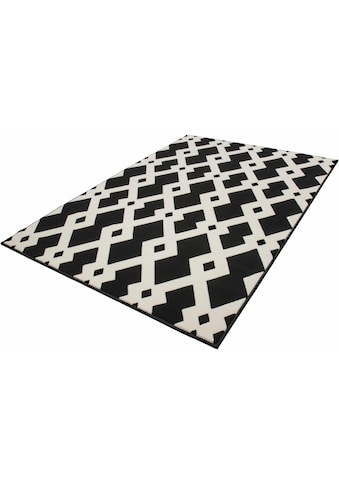 Kayoom Teppich »Now! 100«, rechteckig, 10 mm Höhe, Wohnzimmer kaufen