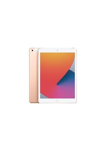 Apple Tablet »iPad 8th Gen. Cellular 32 GB Goldfarben« kaufen