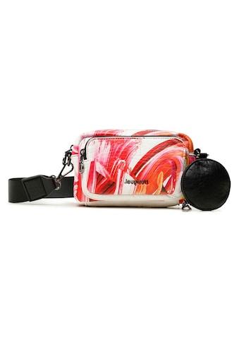 Desigual Umhängetasche, mit kleiner, abnehmbarer Reissverschluss-Tasche kaufen
