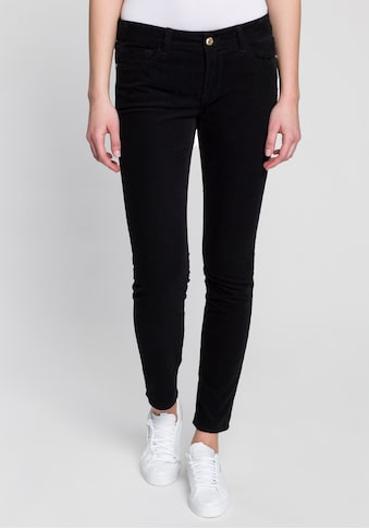 Replay Cordhose »New Luz«, coole Skinny in softer Feincord-Stretch-Qualität kaufen